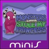 Monsters Probably Stole My Princess, game, psp, sony, ps3, screen, image