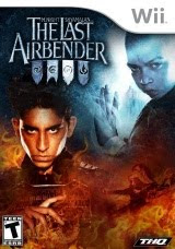 The Last Airbender, Video, Game, wii, box, art, screen, image, cover