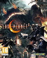 Lost Planet 2, game, video, pc, screen, cover, box, art
