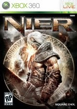 Nier, game, Xbox, PS3, screen, cover, box, art