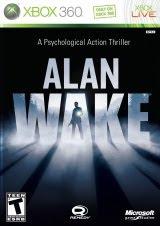Alan Wake, game, pc, screen, image, box, art