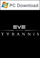 EVE Online: Tyrannis, pc, game, box, art