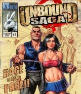 Unbound Saga, psp, xbox, game, box, art, screen, image, cover