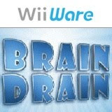Brain Drain, nintendo, wii, game, screen, box, art, image
