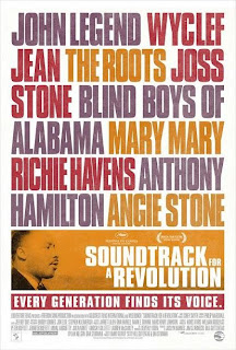 Soundtrack for a Revolution, movie, poster