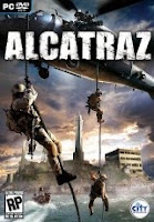 Alcatraz, game, pc, cover, box, art, image