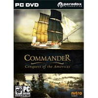 Commander: Conquest of the Americas, box, art, game, image