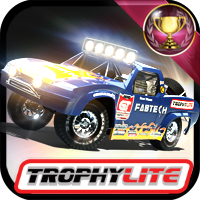 TrophyLite Rally Racing, game, video, iphone
