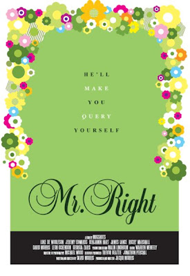 Mr. Right, movie, poster