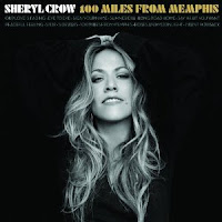 100 Miles From Memphis, Sheryl Crow, new, album, audio, cd, cover, box, art, Song, Track, List