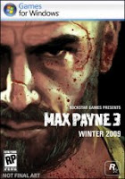 Max Payne 3, pc, game, box, art