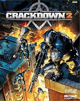 Crackdown 2, soundtrack,Tracks, listing, game, cover, xbox