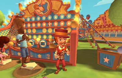 New Carnival, nintendo, wii