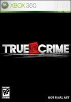True Crime, Hong Kong, xbox,box, art, image, game
