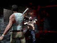 Saw 2: Flesh & Blood, xbox, game, screen, image