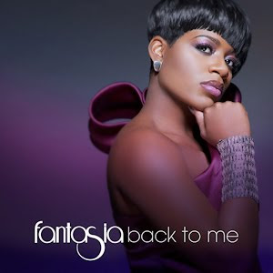 Fantasia, Back to Me, cd, new, album, cover, box, art