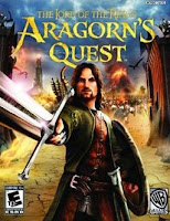 The Lord of the Rings, Aragorn's Quest, sony, psp