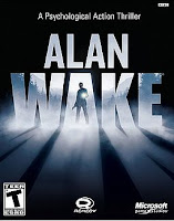 Alan Wake, Game, cover, Soundtrack, cd