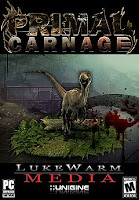 Primal Carnage, pc, box, art