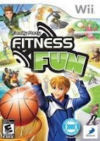 Family Party: Fitness Fun, game, box, art, image