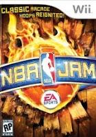 NBA Jam, nintendo, wii, game, box, art