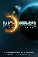 Earth Defender, game, iphone, box, art, image
