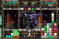 Castlevania Puzzle, Encore of the Night, apple, iphone, game, screen, image
