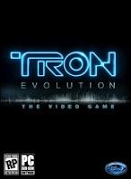 Tron Evolution, pc, game, box, art