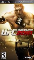 UFC Undisputed, box, art