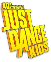 Just Dance Kids. wii, box, art, game, music