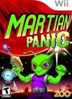Martian Panic , nintendo, wii, box, art