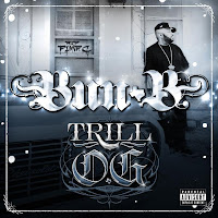 Bun B, Trill OG, box, art, cd, audio,new, album