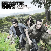 Beastie Boys, Hot Sauce Committee, Pt. 1, cd, audio, new, album, cover, bocx, art
