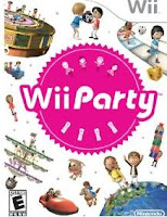 Wii Party, game, box, art, nintendo