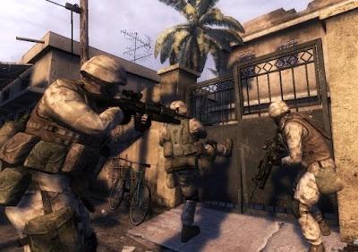 Six Days in Fallujah, game, screen, image