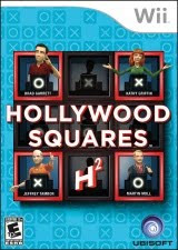 The Hollywood Squares, wii, game, nintendo