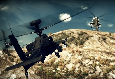 Apache: Air Assault, sony, ps3, game, screen, images