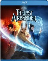 The Last Airbender, blu-ray, box, art, mnovie