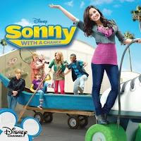 Sonny with a Chance, Soundtrack, cd, Walt Disney, box, art