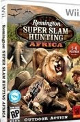 Remington Super Slam Hunting Africa, nintendo, wii, hunting, game