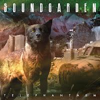 Soundgarden, Telephantasm, cd, audio, box, art