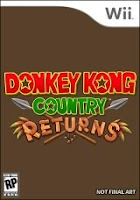 Donkey Kong Country Returns, game, screen, image