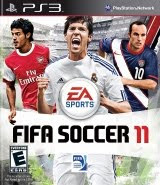 FIFA, Soccer 11, Sports, Video, game, sony, ps3