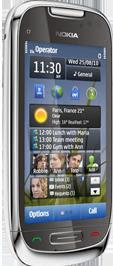 Nokia, C7, Smartphone. image