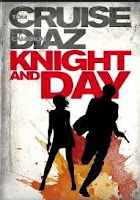 Knight and Day, dvd, box, art