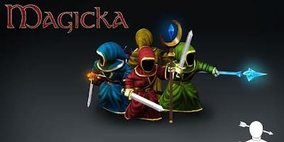 Magicka, pc, game, screen