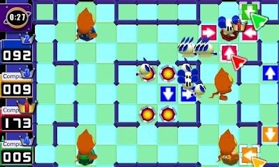 Chu Chu Rocket, game, screen, iphone, ipad