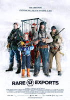 Rare Exports: A Christmas Tale , movie, poster