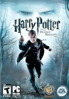 Harry Potter and the Deathly Hallows: Part 1, game, wii, box, art