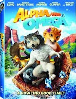 Alpha and Omega, DVD, box, art, cover